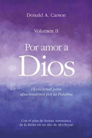 Por amor a Dios Vol. II / For the Love of God Vol. II (Spanish)