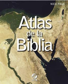 Atlas de la Biblia / The One-Stop Bible Atlas (Spanish)