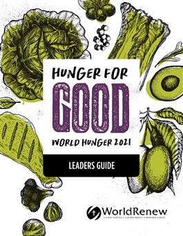 World Hunger Leader's Guide 2017-2018