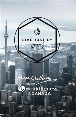 Live Justly (Canadian Version)