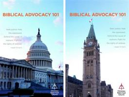 Biblical Advocacy 101 Toolkit