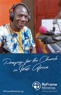 ReFrame Ministries Prayer for the Persecuted Church Bulletin Insert (English)
