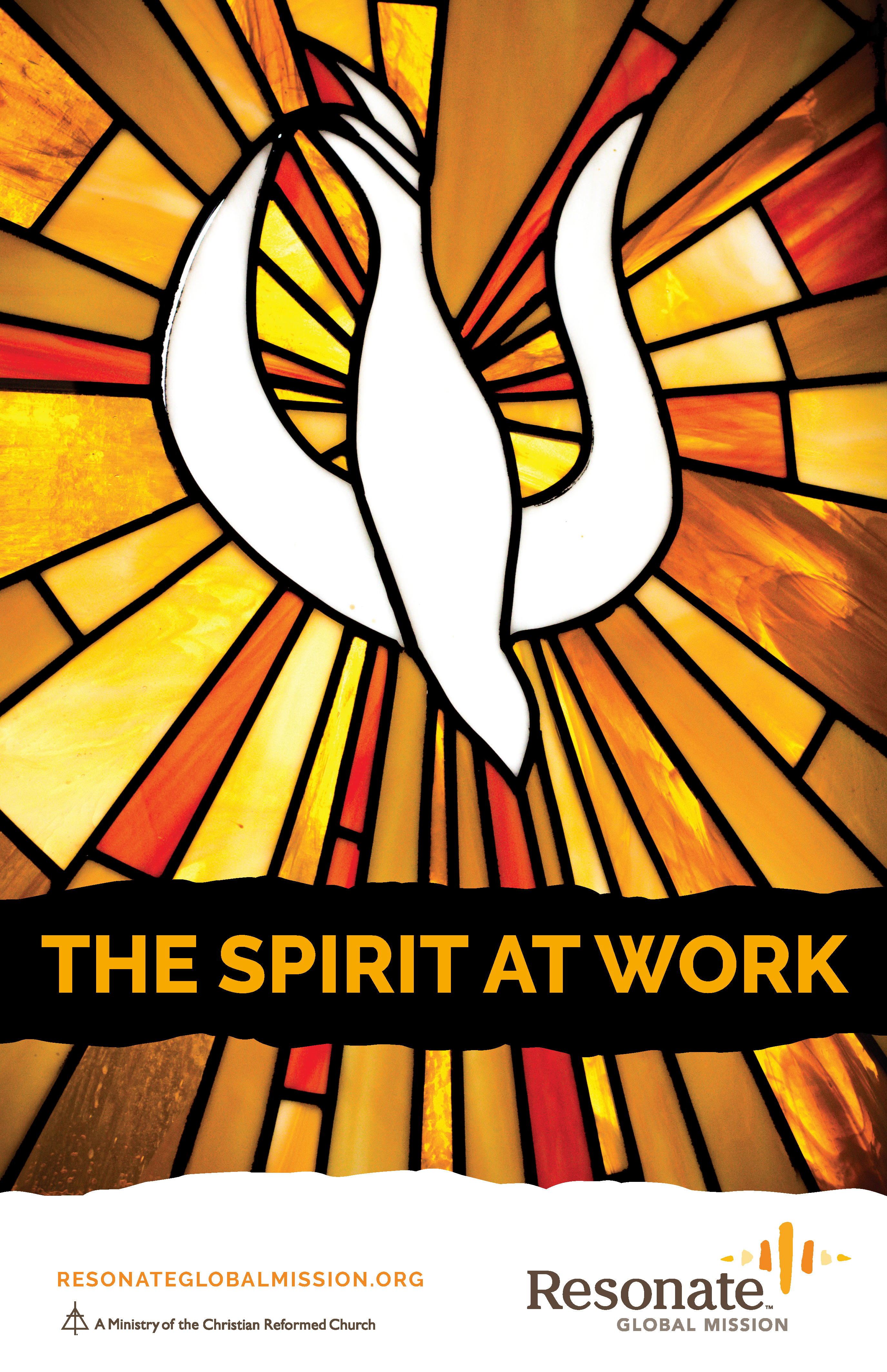 Pentecost Bulletin Insert - English
