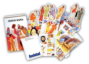 Amistad Juego Entero: Jesús, nuestro Salvador / Amistad Group Leader's Kit: Jesus, Our Savior (Spanish)