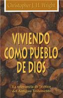 Viviendo como pueblo de Dios / Living as the People of God (Spanish)