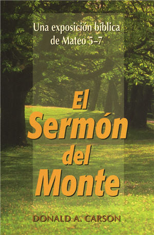 El Sermón del Monte / The Sermon of the Mountain (Spanish)