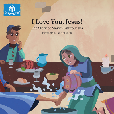 I Love You, Jesus!