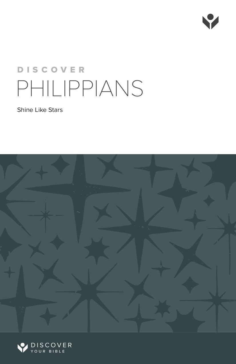 Discover Philippians Study Guide