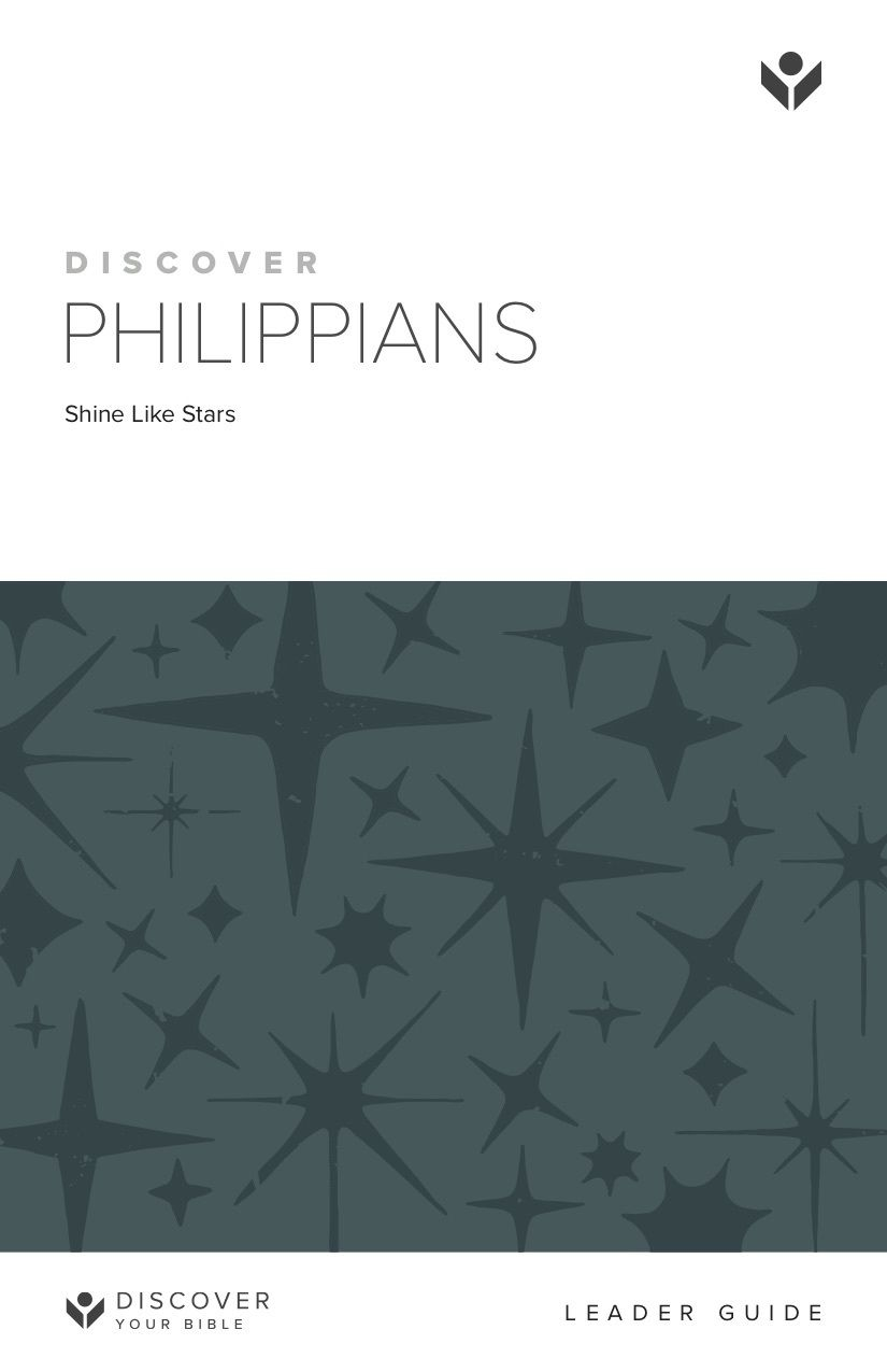 Discover Philippians Leader Guide