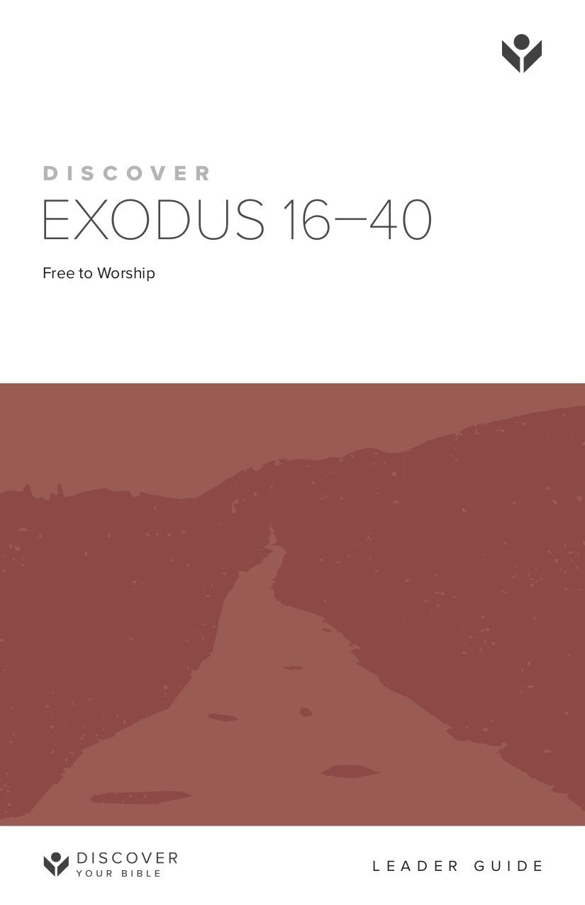 Discover Exodus Part 2 Leader Guide