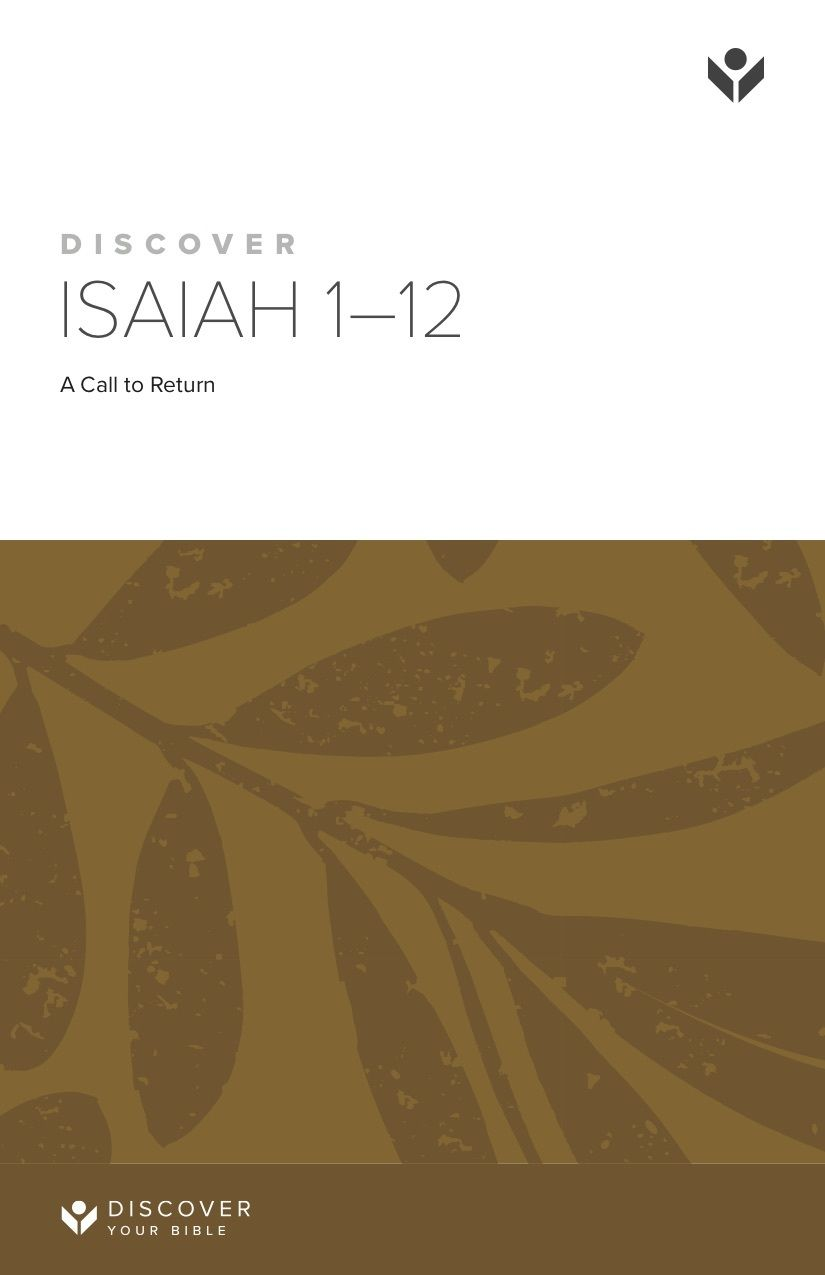 Discover Isaiah Study Guide