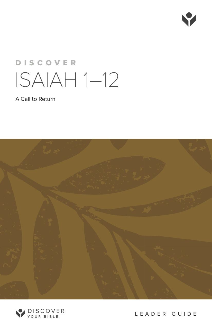 Discover Isaiah Leader Guide