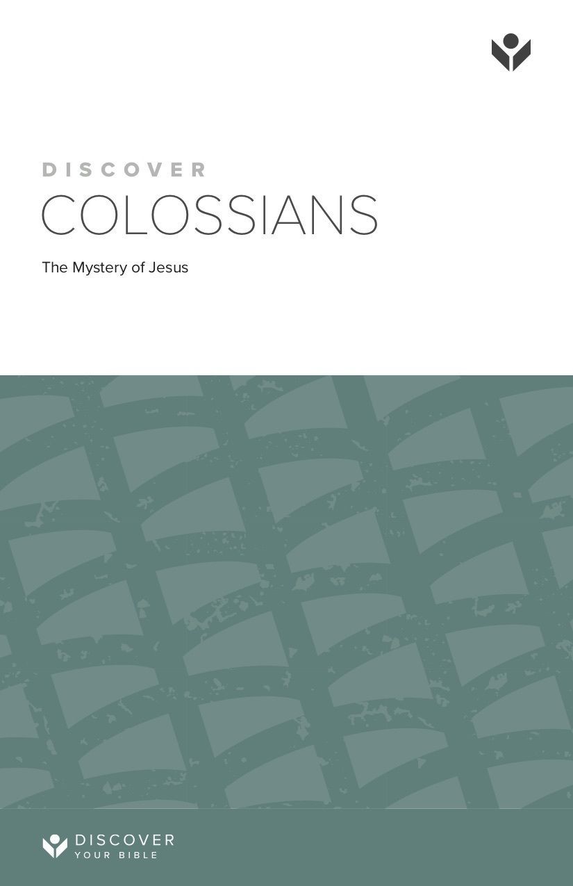 Discover Colossians Study Guide