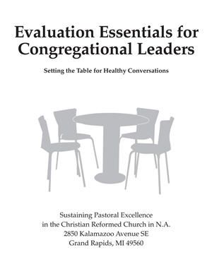 Evaluation Essentials for Congregational Leaders