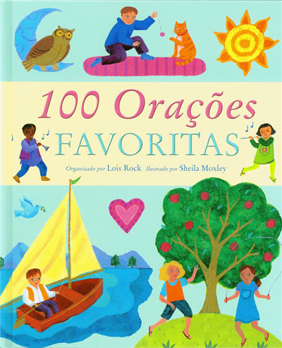 100 Favorite Prayers (Portuguese)