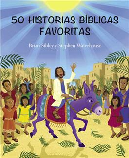 50 historias bíblicas favoritas / 50 Favorite Bible Stories (Spanish)