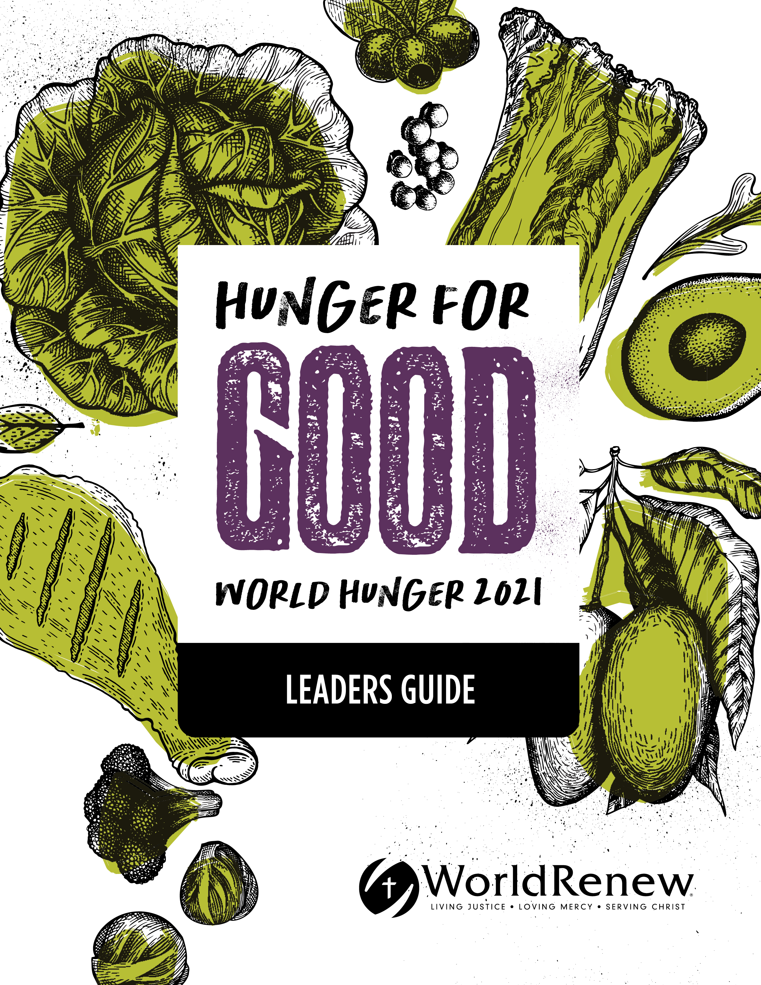 World Hunger Leader's Guide 2015-2016