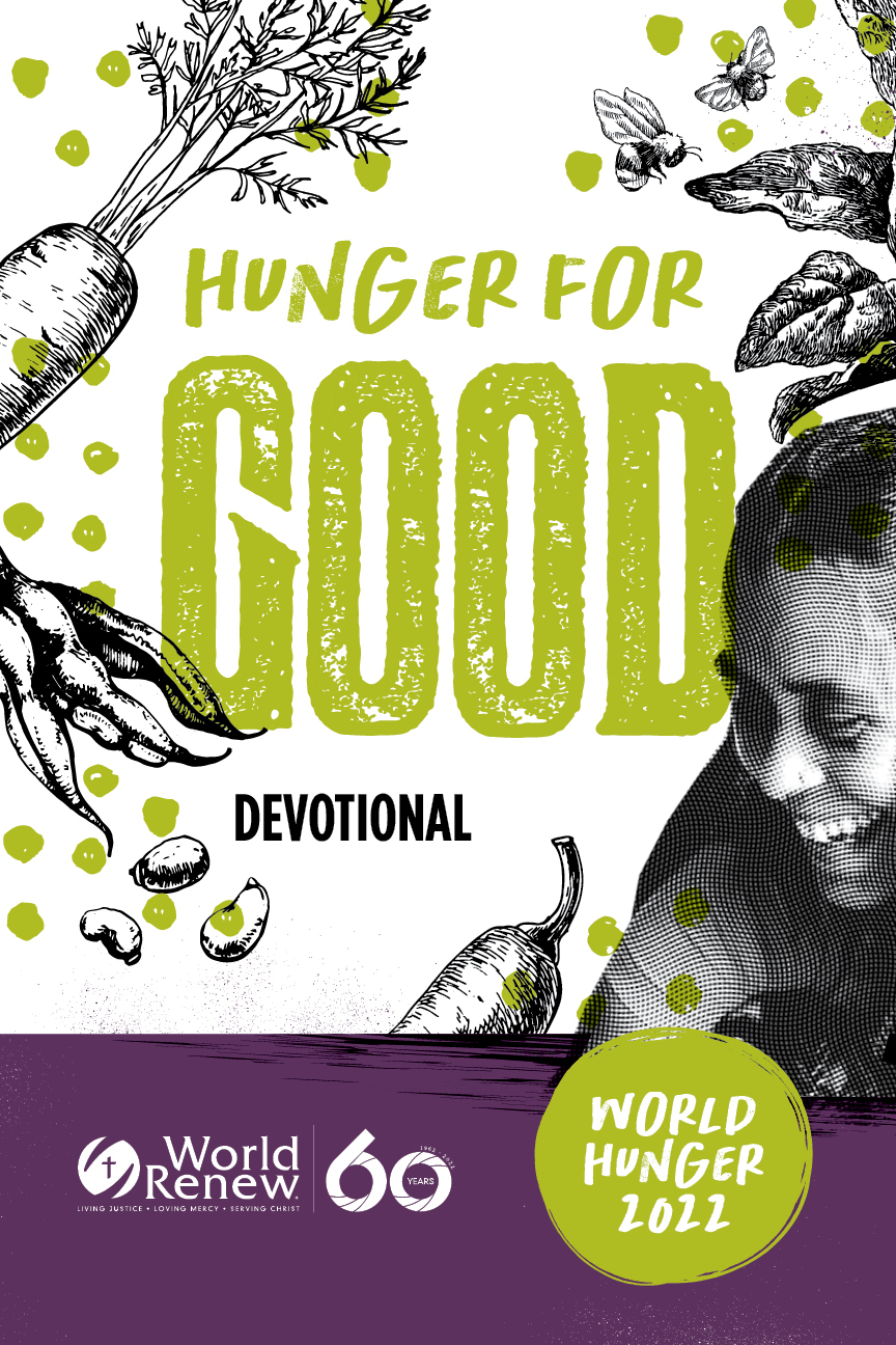 World Hunger Devotional Booklet 2015-2016