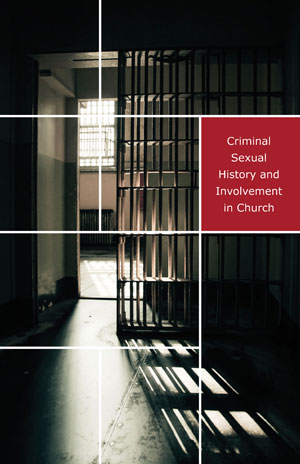 Criminal Sexual History Bulletin Insert (pack of 100)